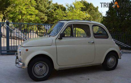 Fiat 500L  '1972