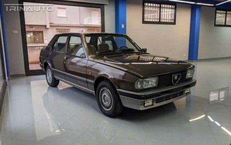 Alfa Romeo Giulietta 1.6  '1984